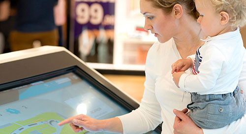 Find Kiosk Components Fast in the Solutions Directory