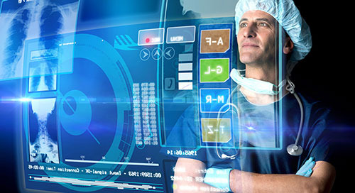 Integrating Imaging and EHR Data in the Surgical Suite