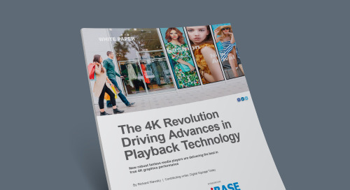 The 4K Revolution Driving Advances in Playback Technology