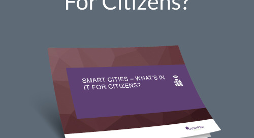 Smart Cities – What's in It for Citizens?