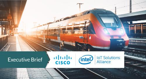 Connected Railways Bring New Efficiencies and Amenities