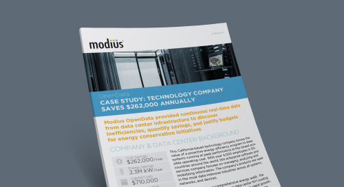 Case Study: Technology Company Saves $262,000 Annually