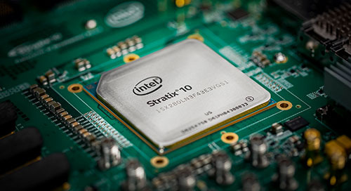 Deeper, Faster Learning with FPGA Co-Processors