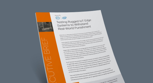 Testing Rugged IoT Edge Systems to Withstand Real-World Punishment