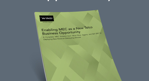 Enabling MEC as a New Telco Business Opportunity