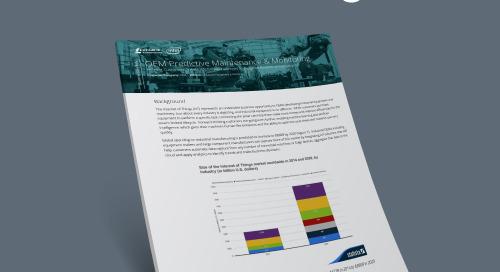 OEM Predictive Maintenance and Monitoring