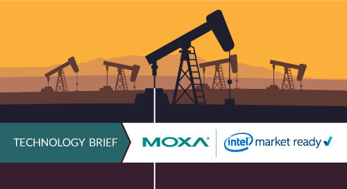 Pump Oilfield Data into Central Offices with Edge Analytics