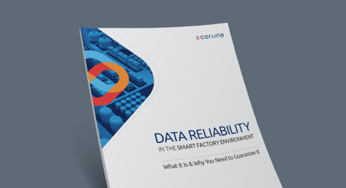 Data Reliability in the Smart Factory Environment
