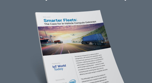 Smarter Fleets: The Case for In-Vehicle Compute Gateways
