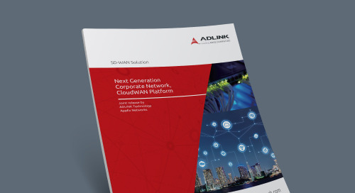 Next-Generation Corporate Network, CloudWAN Platform