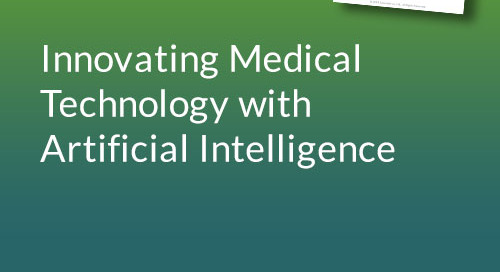 Innovating Medical Technology with Artificial Intelligence