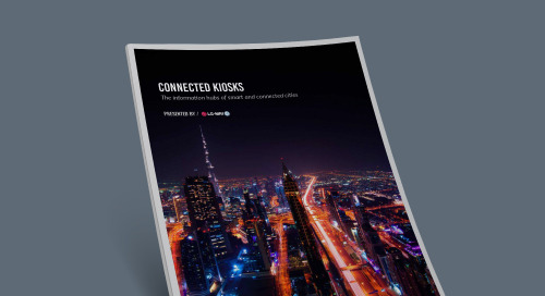 Connected Kiosks, the Information Hubs of Smart Cities