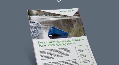Sink or Swim? Santa Clara Decides to Solve Urban Flooding Instead