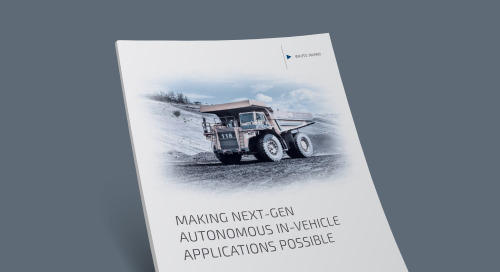Making Next-Gen Autonomous In-Vehicle Applications Possible
