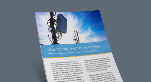 Monitoring the Network Edge