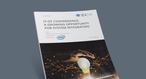 IT-OT Convergence: A Growing Opportunity for System Integrators