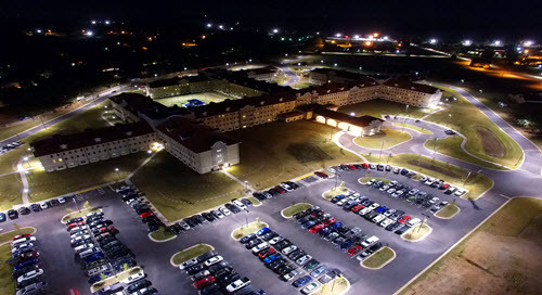 In the Spotlight … At Fort Benning, LED Lighting Drives Savings and Safety