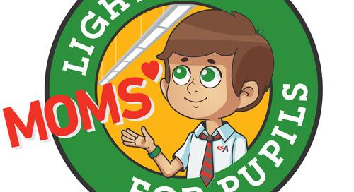 Lighting for Pupils: Moms, Dads, Teachers!