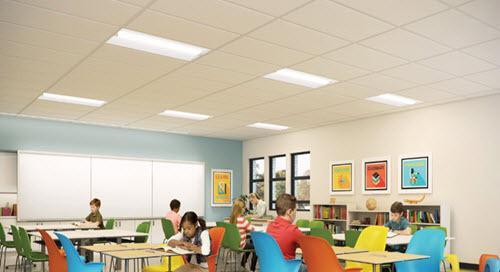 Tuning Up the Classroom with Lighting