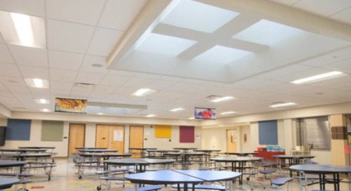 Holistic Lighting in a School