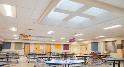 Holistic Lighting in a School