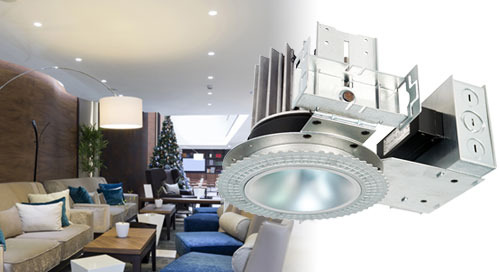 Indy™ L-Series LED Downlights and Wall Washers