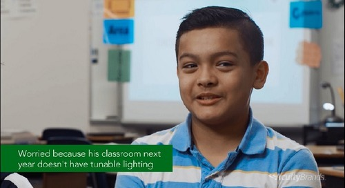 Real Benefits of Tunable White Lighting in a Classroom: Hear it from the Teacher, Principal, & Kids