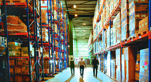 Shedding Light on Warehouse Savings