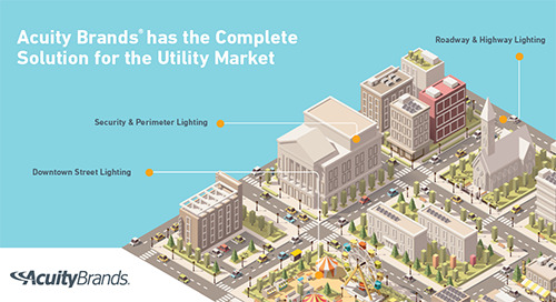 Relight & Reimagine all Outdoor Utility Lighting Applications