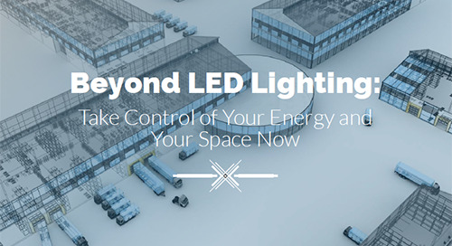 WEBINAR - Beyond LED Lighting: Take Control of Your Lights and Your Space Now