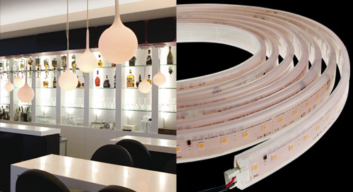Juno FlexConnect™ Architectural Linear LED Lighting System