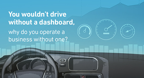 Would You Drive Without a Dashboard?