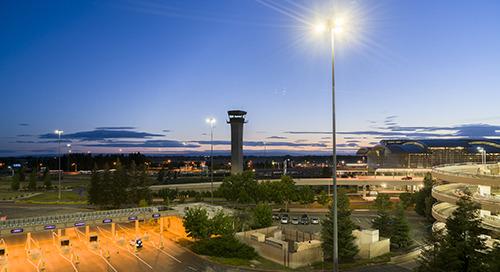 Sacramento Airport Lands Utility Funding for HMAO LED Relight