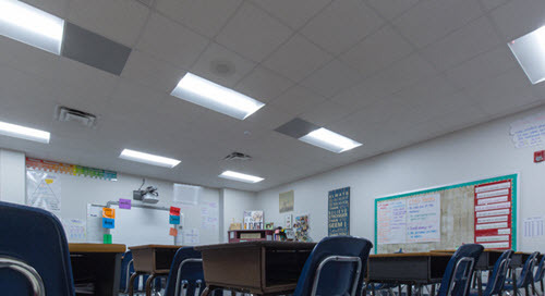 Tunable White Lighting Earns High Marks for Enhanced Learning