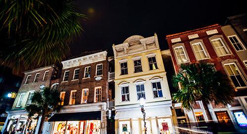 Duke Energy upgrades to AEL's street lights in Hendersonville, South Carolina