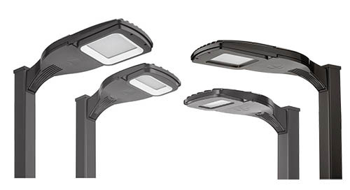 New! - D-Series VC Area Luminaires