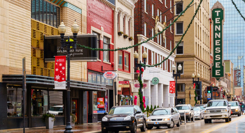 Holophane wins $15M street lighting upgrade in Knoxville, TN