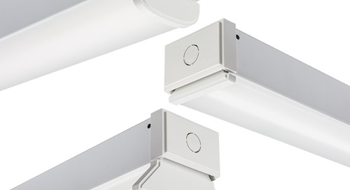 CLX series from Lithonia Lighting® is a versatile, ultra-efficient LED strip lighting solution