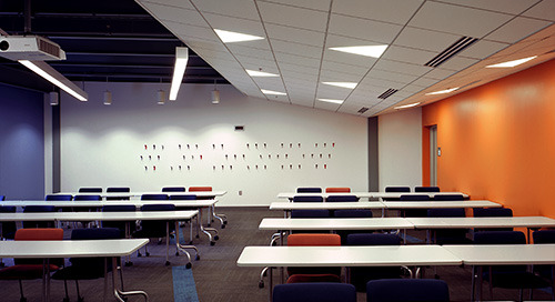 LEED Certification Poses Unique Challenges for College Expansion