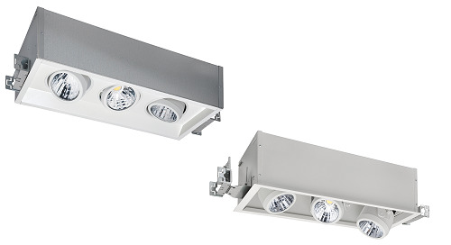 Update: Indy™ Recessed Multiples with nLight®