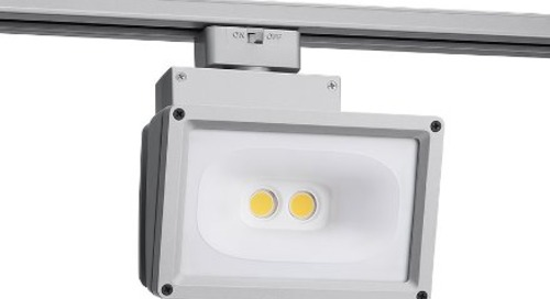 Upgraded Juno® Trac-Master™ T259L Wall-Wash Fixtures Officially Available