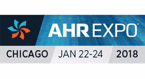See us at 2018 AHR EXPO