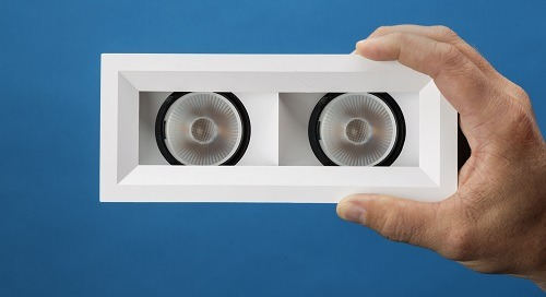 New! Gotham® MYO Series Recessed Multiples