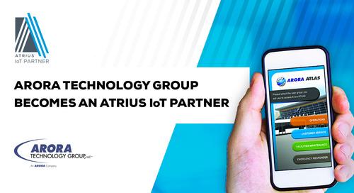 Arora Technology Group, LLC., is Rethinking Infrastructure®