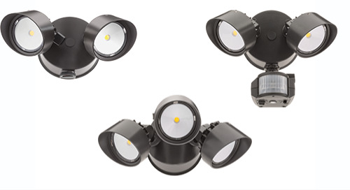 New! OLF Series Floodlights