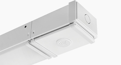 CLX is now even better with two embedded nLight® AIR options