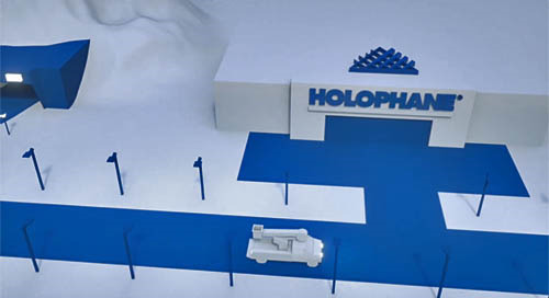 Holophane Outdoor LED Portfolio Video