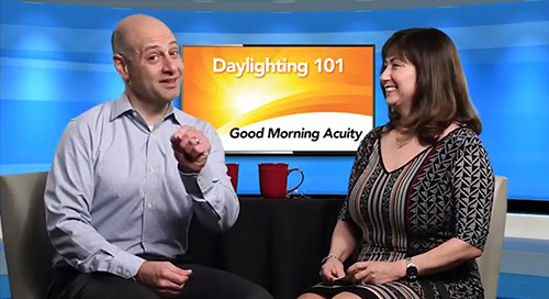 Daylighting 101: Shedding Light on Natural Light's Benefits
