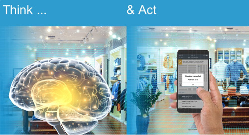 The Evolving Definition of Retail and Robot - Part Three, Think & Act