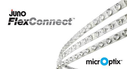 New! Juno FlexConnect™ with micrOptix™